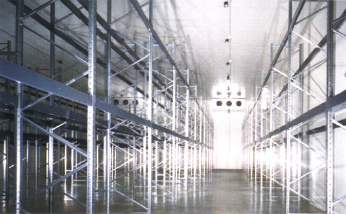 Bâtiment intérieur